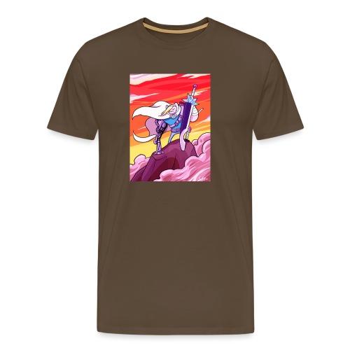 finn futur jpg - T-shirt Premium Homme