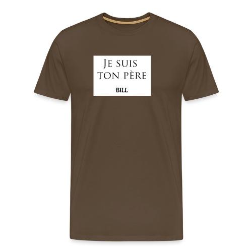 je suis ton père - T-shirt Premium Homme