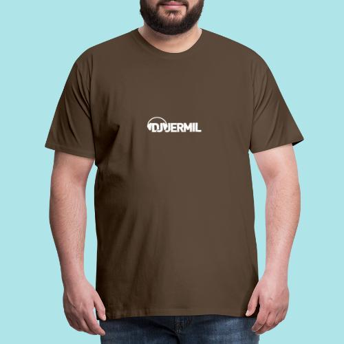 DJ JERMIL WHITE - Mannen Premium T-shirt