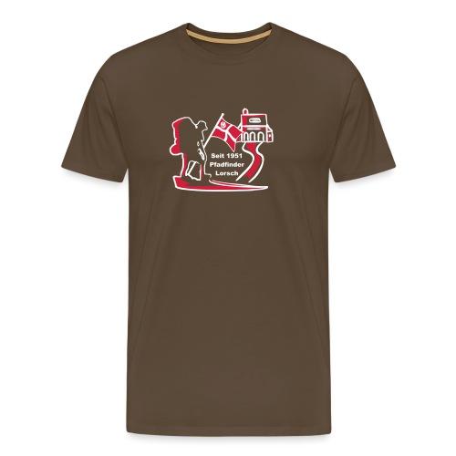 pafadfinder lorsch 3 - Männer Premium T-Shirt