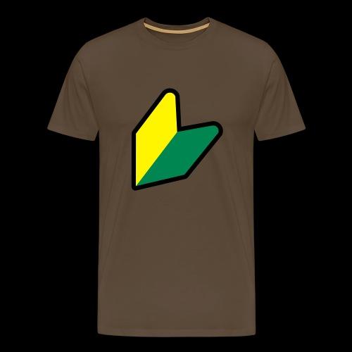 Wakaba - Männer Premium T-Shirt