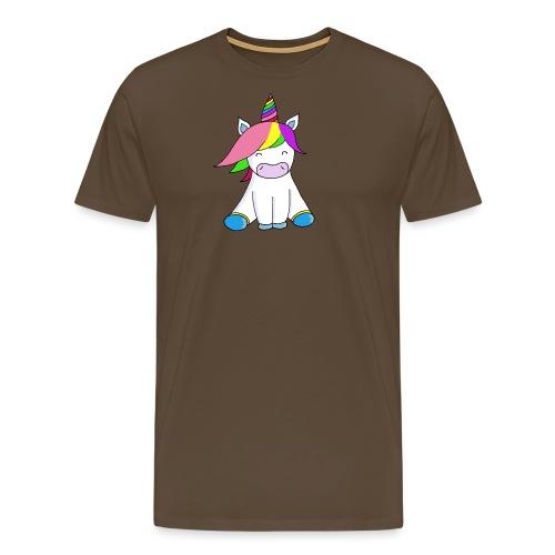 Licorne - T-shirt Premium Homme