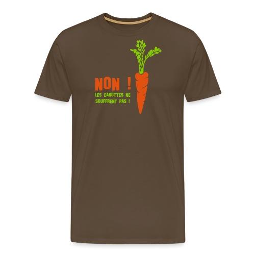 carottes ai - T-shirt Premium Homme