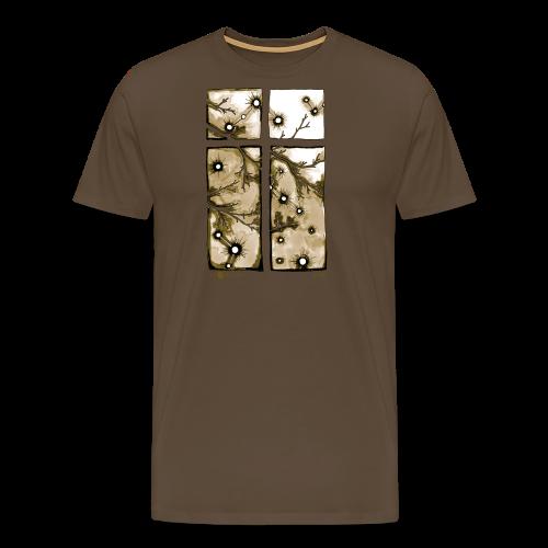 Für immer und ein Tag (beige) - Männer Premium T-Shirt