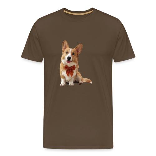 Bowtie Topi - Men's Premium T-Shirt