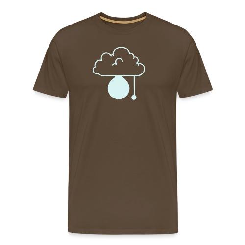 erleuchtung - Männer Premium T-Shirt