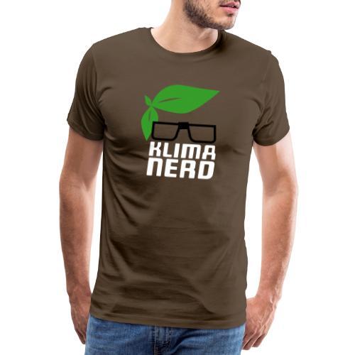 Klimanerd - Männer Premium T-Shirt