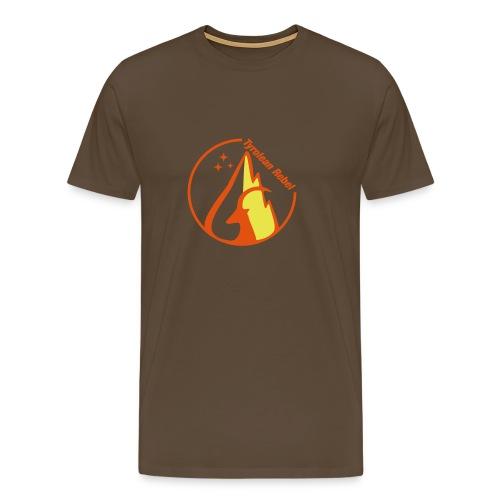 Tyrolean Rebel Logo - Männer Premium T-Shirt