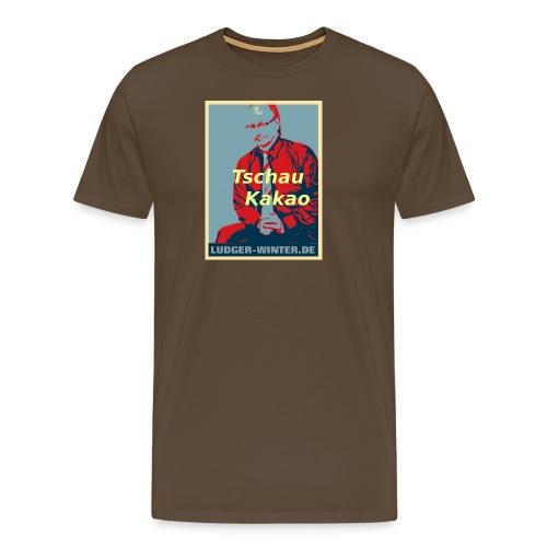 Ludger Winter Fan Foto 1 4 1 - Männer Premium T-Shirt