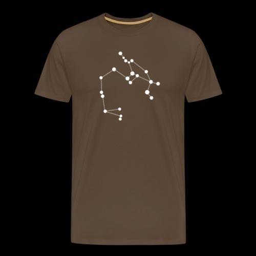 Martian - Constellation - Men's Premium T-Shirt