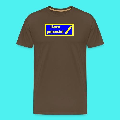Crys T Potensial - Men's Premium T-Shirt