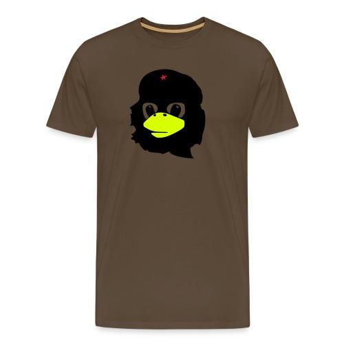 Tux Linux Che Guevara - Koszulka męska Premium
