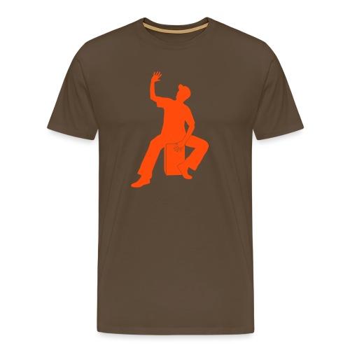 Cajon - Männer Premium T-Shirt