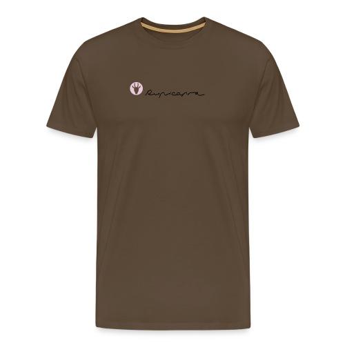 logo mittel - Männer Premium T-Shirt