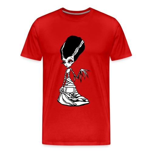 Franky Bride Color - Men's Premium T-Shirt