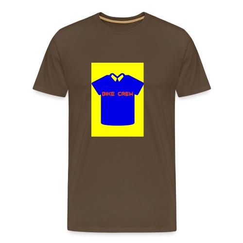 Bike Crew Merch (blau) - Männer Premium T-Shirt