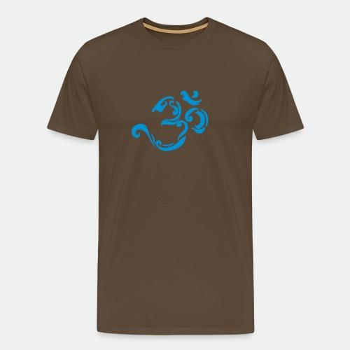 Om - TRibal - Men's Premium T-Shirt
