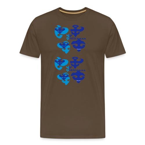 Godliness heaven - Premium-T-shirt herr