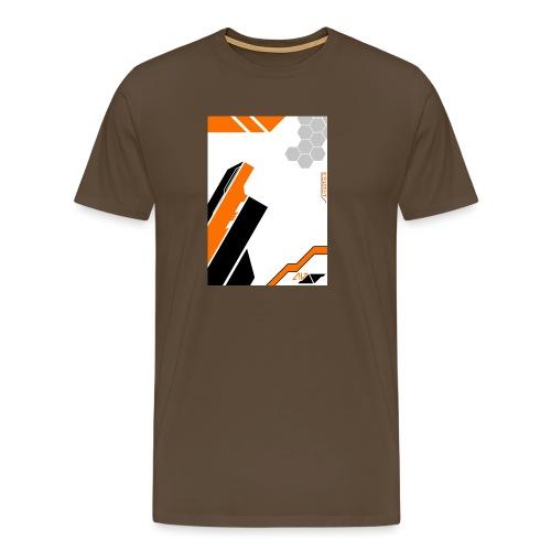 asiimov v3 - Men's Premium T-Shirt