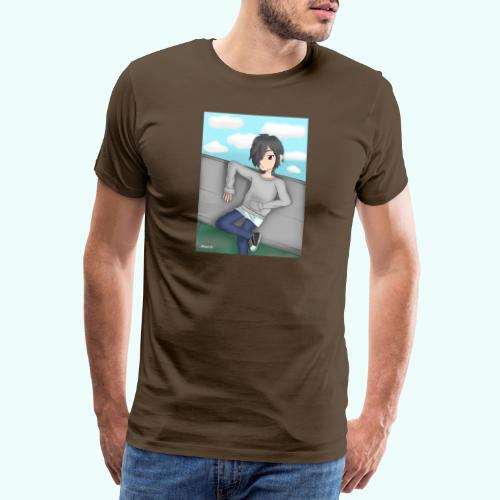 Nathan - Camiseta premium hombre