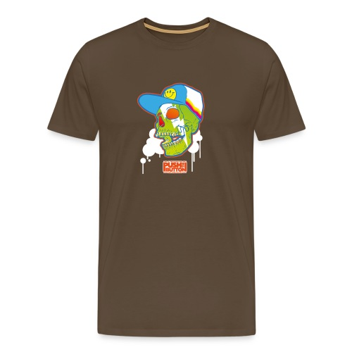 Ptb Skullhead 2 - Men's Premium T-Shirt