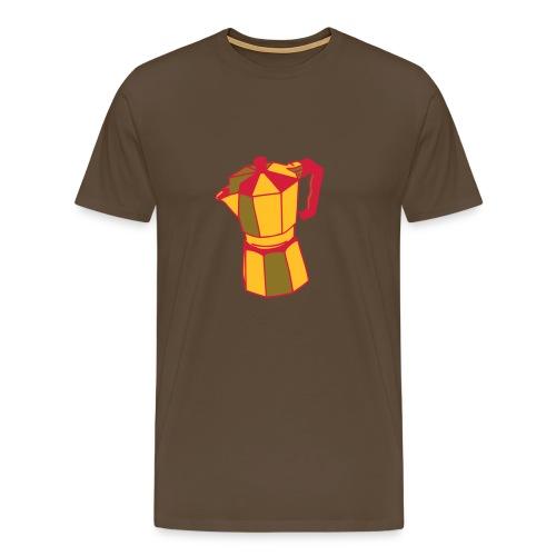 Moka - Men's Premium T-Shirt