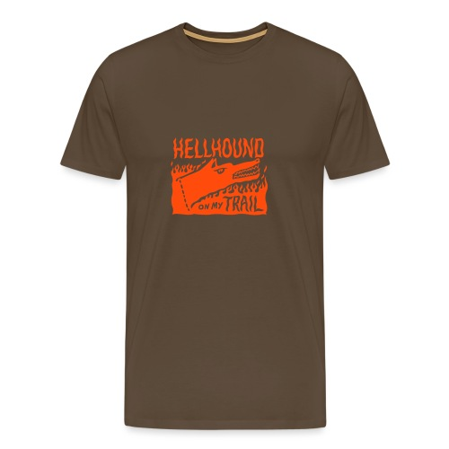 Hellhound on my trail - Men's Premium T-Shirt