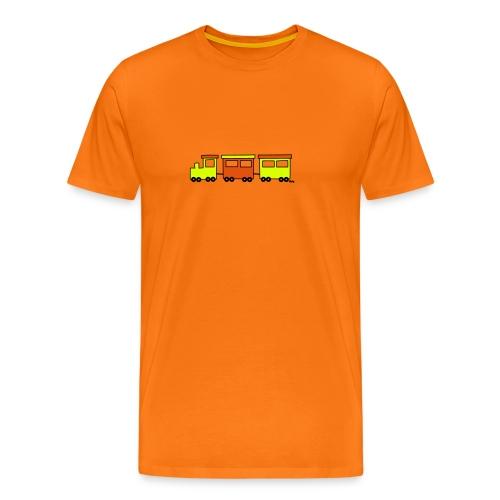 Zug (c) - Männer Premium T-Shirt