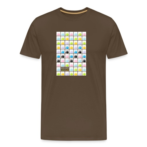 nomde1 - Camiseta premium hombre