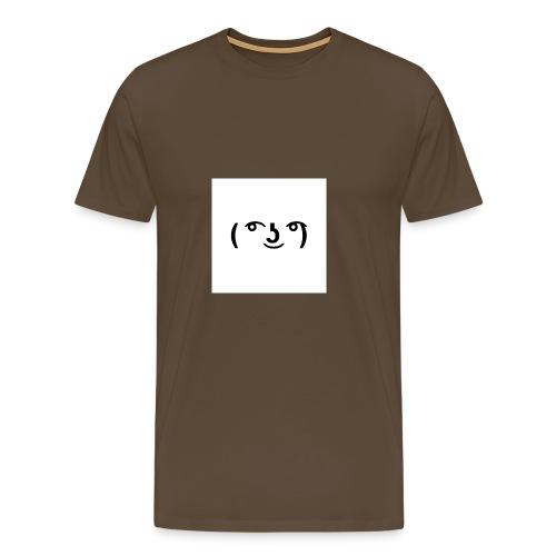 The Lenny face merch - Men's Premium T-Shirt