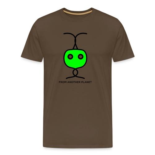 homme vert - T-shirt Premium Homme