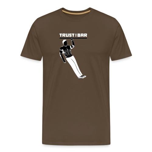 Trust The Bar OAP - Men's Premium T-Shirt