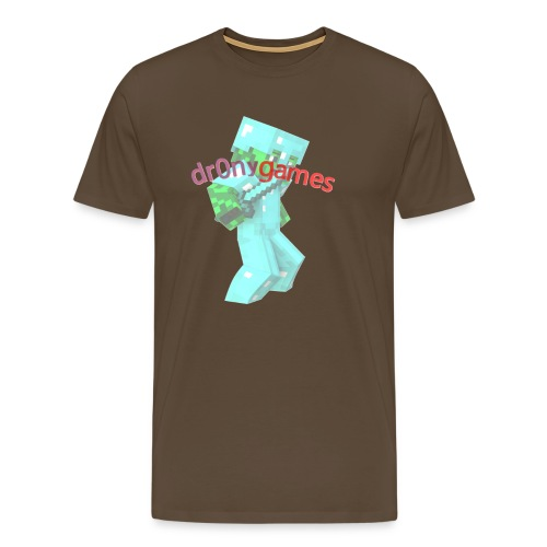 dr0nygames-Skin - Men's Premium T-Shirt