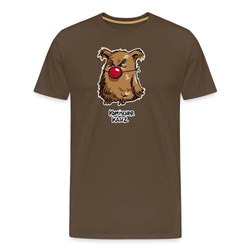 kauz - Männer Premium T-Shirt