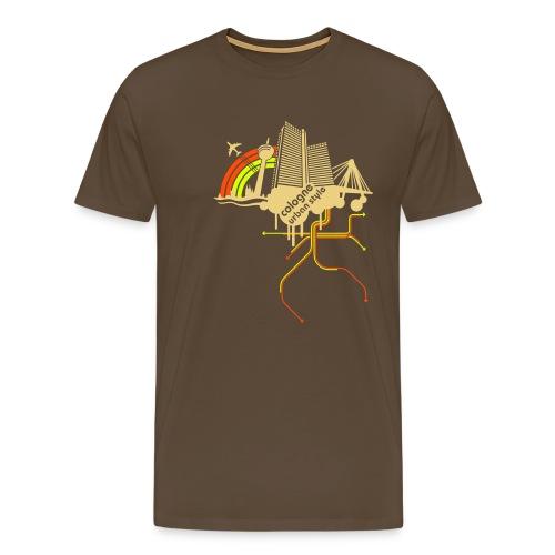 Cologne Urban Style (Köln/Stadt/Karneval) - Männer Premium T-Shirt