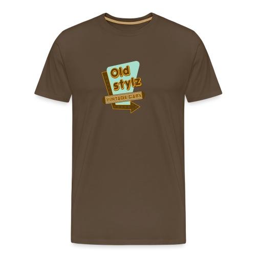 old Stylz Vintage Cars - T-shirt Premium Homme