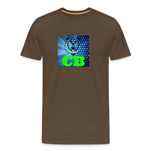 CB Classic T-shirt - Premium T-skjorte for menn