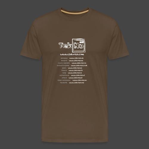 tekno23 - T-shirt Premium Homme