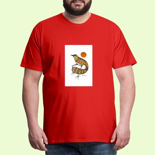 BG - Miesten premium t-paita