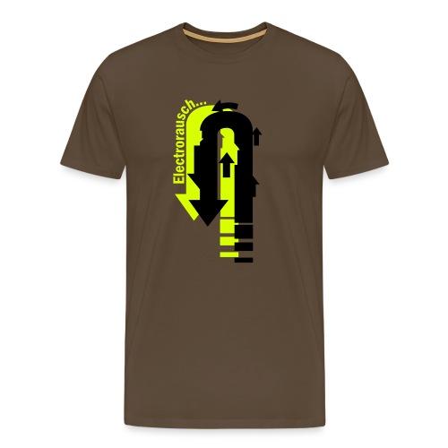 pfeile 4 logo - Männer Premium T-Shirt