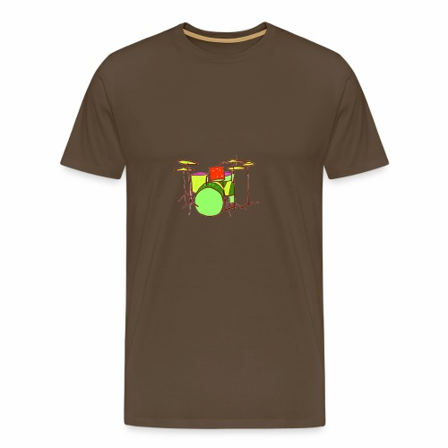 Fantasy Drums - Men's Premium T-Shirt