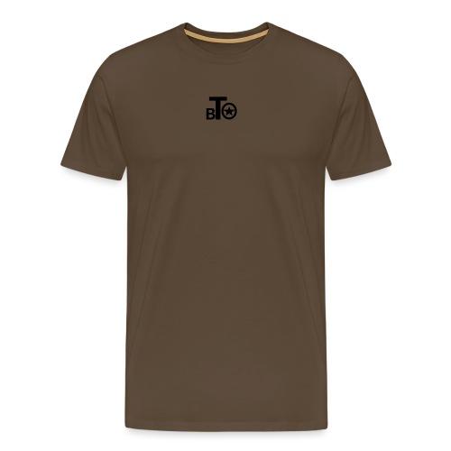 BTO - Premium-T-shirt herr