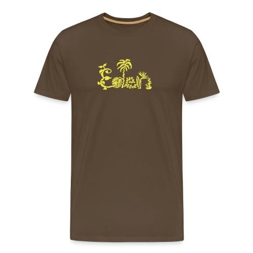 Eden - Männer Premium T-Shirt