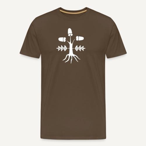Dąb (oak, die Eiche) - Koszulka męska Premium