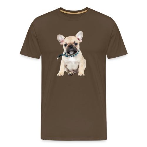 Little Dog - Men's Premium T-Shirt