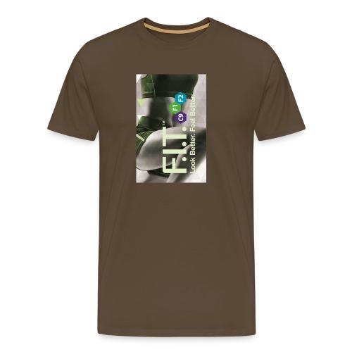 coverFIT4 - Männer Premium T-Shirt