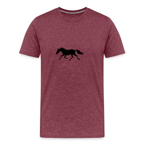 Cavallo - Maglietta Premium da uomo