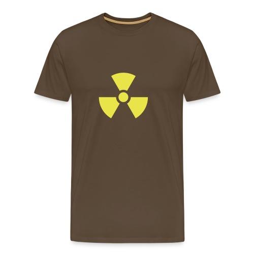 Nuclear - Miesten premium t-paita