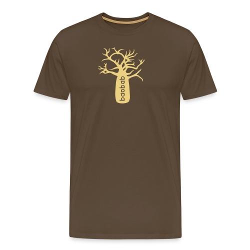 baobab T-Shirt [Women] - Männer Premium T-Shirt