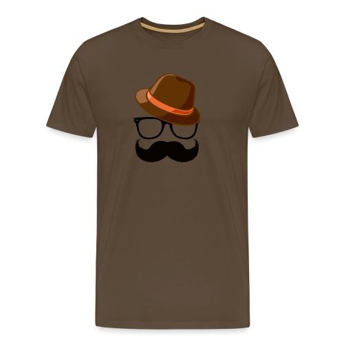 Hipster - T-shirt Premium Homme